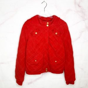Anthropologie Allihop Quilted Jacket